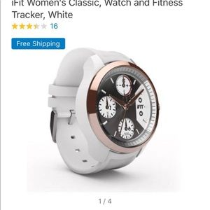 iFit women's fitness watch